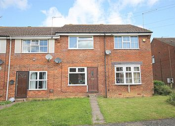 Thumbnail 2 bedroom terraced house for sale in The Knoll, Brixworth, Northampton
