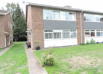 Thumbnail 2 bed maisonette for sale in Petersham Close, Byfleet, Surrey