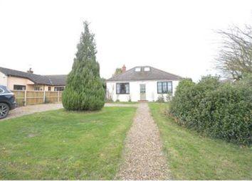 Thumbnail 4 bed detached bungalow for sale in Upper Farm Road, Ashen, Sudbury