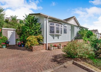 Thumbnail 2 bed bungalow for sale in Riverside Park Farleigh Bridge, East Farleigh, Maidstone