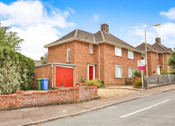 Thumbnail 4 bed semi-detached house for sale in Nasmith Road, Norwich