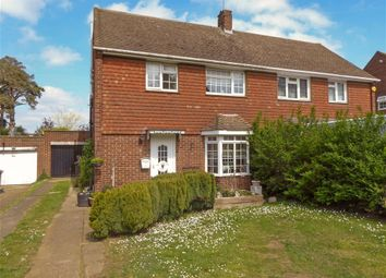 Thumbnail 3 bedroom semi-detached house for sale in The Bounds, Aylesford, Kent