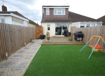 Thumbnail 3 bedroom semi-detached house for sale in Playfield Avenue, Collier Row, Esesx