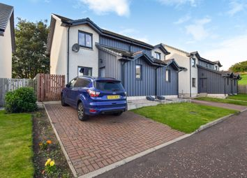 Thumbnail 2 bedroom semi-detached house for sale in Whitson Close, Rattray, Blairgowrie