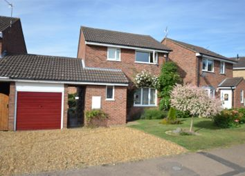 Thumbnail 3 bed detached house for sale in Lackford Close, Brundall, Norwich