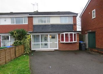 Thumbnail Property to rent in Woodfort Road, Great Barr, Birmingham