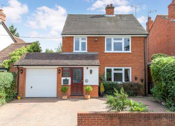 Thumbnail 3 bed detached house for sale in School Road, Waltham St. Lawrence, Berkshire