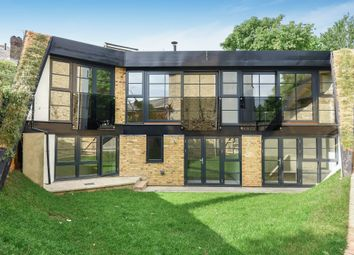 Thumbnail 4 bed detached house for sale in Berrymans Lane, London