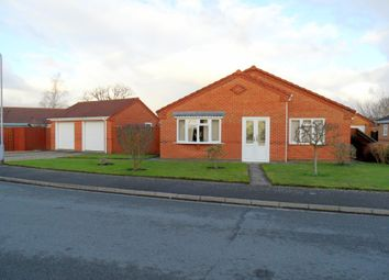 3 bed detached bungalow for sale in The Sidings, Long Sutton, Spalding, Lincolnshire PE12
