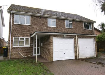 Thumbnail 3 bed semi-detached house to rent in Harness Close, Wimborne, Dorset