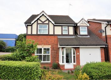 Thumbnail 4 bed detached house for sale in Sapphire Drive, Leamington Spa