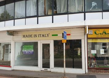 Thumbnail Retail premises to let in 13 Marsh Parade, Hythe