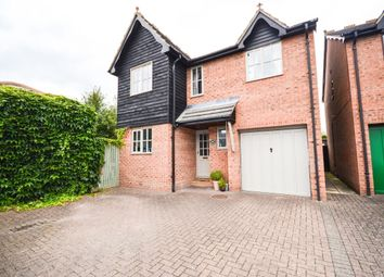 Thumbnail 4 bed detached house for sale in Magdalen Green, Thaxted, Dunmow