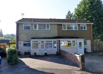 Thumbnail 4 bed semi-detached house for sale in Greatwood Close, Hythe, Southampton