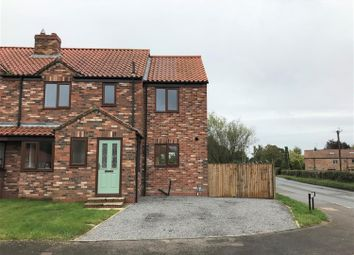 Thumbnail 4 bed semi-detached house to rent in West Villas, Huby, York