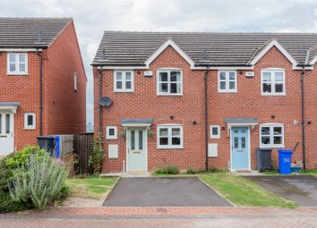 Thumbnail 3 bed end terrace house for sale in Myrtle Close, Heeley, Sheffield