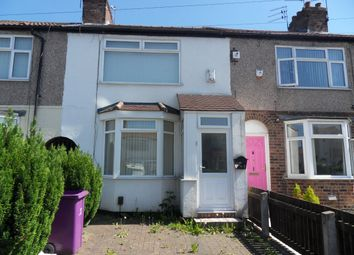 Thumbnail 3 bedroom terraced house to rent in Max Road, Dovecot, Liverpool