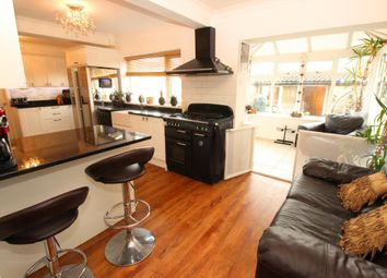 Thumbnail 5 bedroom semi-detached house for sale in Wolley Gardens, New Farnley, Leeds