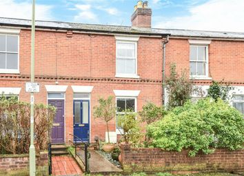 Thumbnail 3 bed terraced house for sale in Fulflood, Winchester, Hampshire