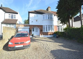 Thumbnail 3 bed semi-detached house for sale in Brighton Road, Coulsdon