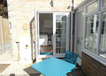 Thumbnail 1 bed flat to rent in Glynde Crescent, Felpham, Bognor Regis