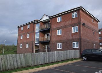Thumbnail 3 bed flat for sale in Pennine View Close, Carlisle