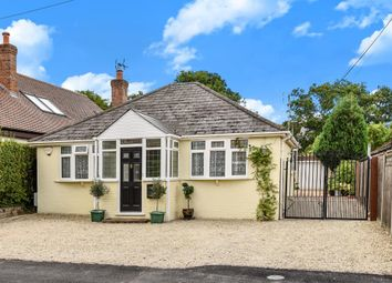 Thumbnail Detached bungalow for sale in West End, Surrey