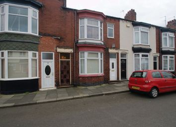 Thumbnail 2 bedroom flat for sale in Clive Road, Middlesbrough