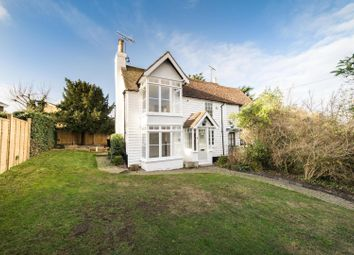 3 bed semi-detached house for sale in Borstal Hill, Whitstable CT5