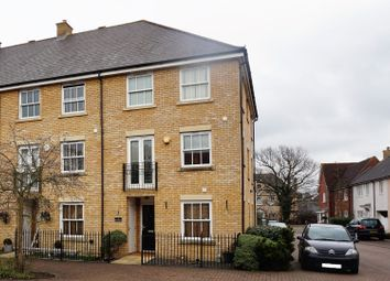 4 bed terraced house for sale in Fleetwood Square, Chelmsford CM1