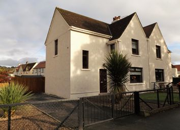 Thumbnail 3 bed semi-detached house for sale in Irvine Road, Newmilns