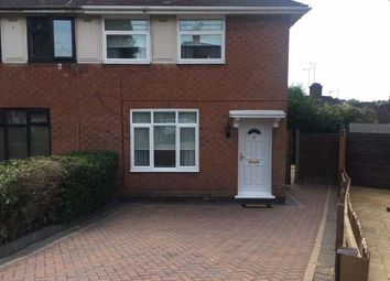Thumbnail 3 bed semi-detached house to rent in Elmley Grove, Kings Norton, Birmingham