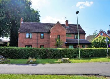 Thumbnail 4 bed detached house for sale in Green Lane Hucclecote, Gloucester