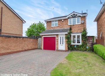 Thumbnail 3 bed detached house for sale in Simpson Court, Leighton, Crewe
