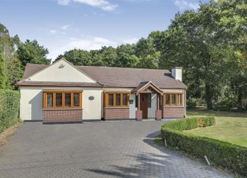 St. Johns Drive, Rayleigh SS6. 4 bed detached bungalow