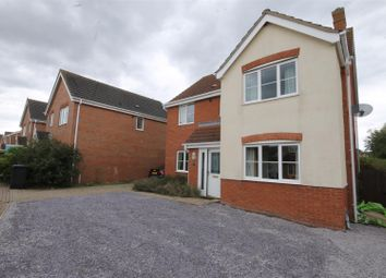 Thumbnail 5 bed property to rent in Speedwell Way, Norwich