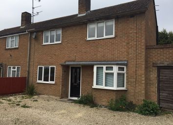 Thumbnail 3 bed semi-detached house to rent in Mereland Road, Didcot