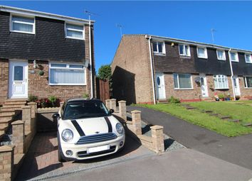 Thumbnail 3 bed end terrace house for sale in Deerness Heights, Brandon, Durham