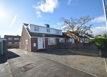 Thumbnail 5 bed semi-detached house to rent in Longford Road, Newport