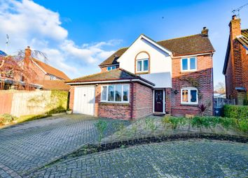 5 bed detached house for sale in Marshalls Piece, Stebbing, Dunmow CM6