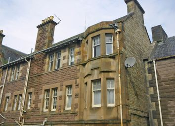 Thumbnail 1 bed flat to rent in King Street, Crieff