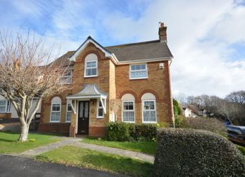 Thumbnail 4 bed detached house for sale in Twin Oaks Close, Broadstone