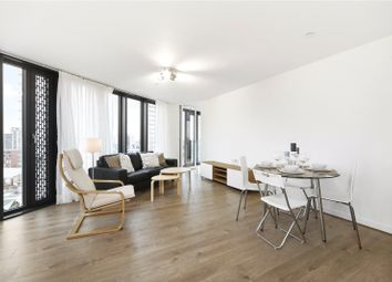 Thumbnail 2 bed flat to rent in Unex Tower, 7 Station Street, London