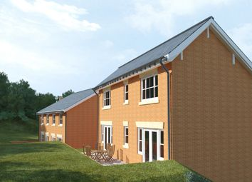 Thumbnail 4 bed detached house for sale in Forge Lane, Congleton, Cheshire