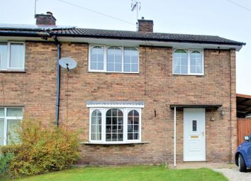 Thumbnail 3 bed detached house for sale in Whitewater Road, Ollerton, Newark
