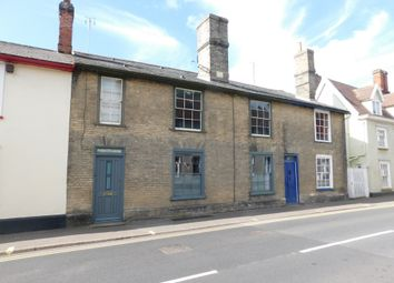 Thumbnail 4 bed terraced house for sale in Tavern Street, Stowmarket