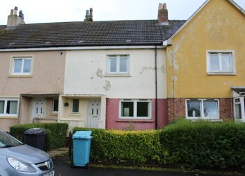 Thumbnail 3 bed terraced house to rent in South Commonhead Road, Airdrie