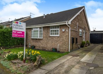 Thumbnail 2 bed semi-detached bungalow for sale in Greylees Avenue, Hull
