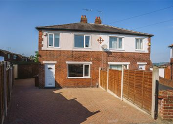 Thumbnail 3 bed semi-detached house to rent in Bramstan Avenue, Leeds, West Yorkshire