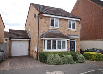Thumbnail 3 bed detached house for sale in Montague Drive, Greenham, Thatcham